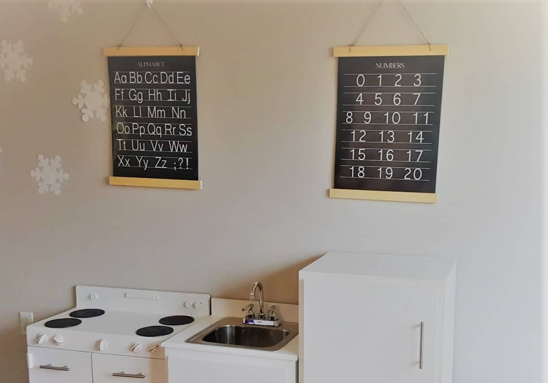 How to Make a Farmhouse Style Vintage Poster Frame