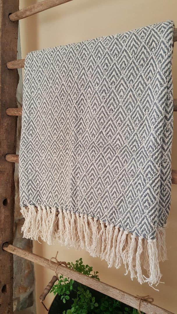 Favorite Farmhouse Style Throw Blanket