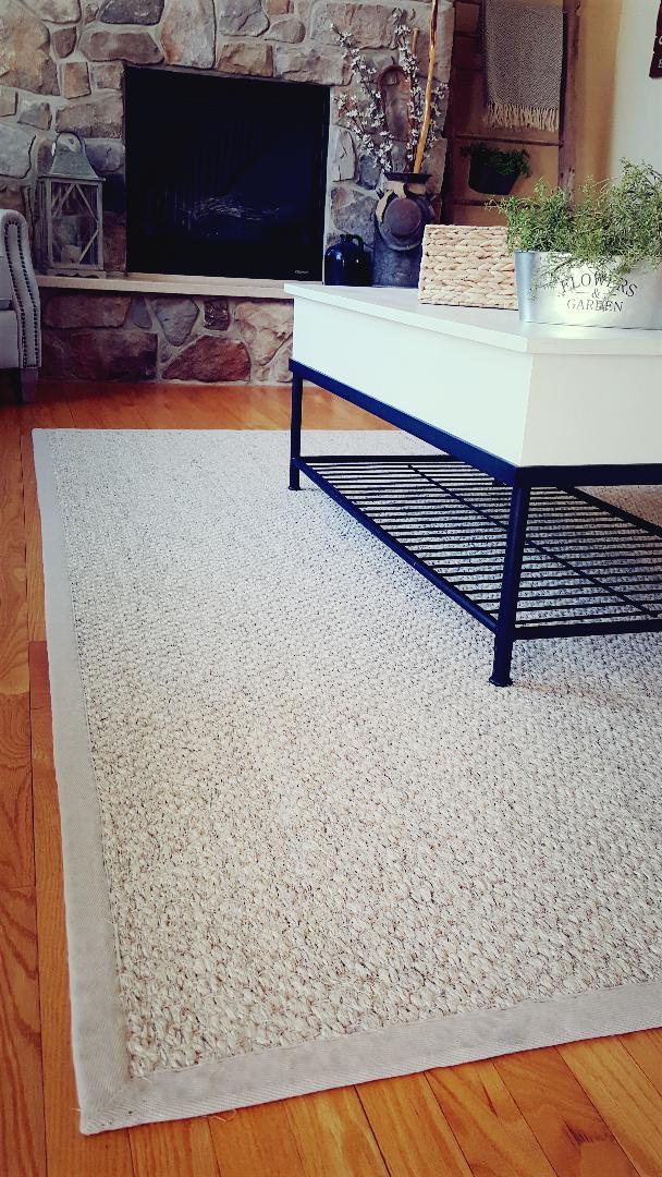 Favorite Farmhouse Sisal Area Rug