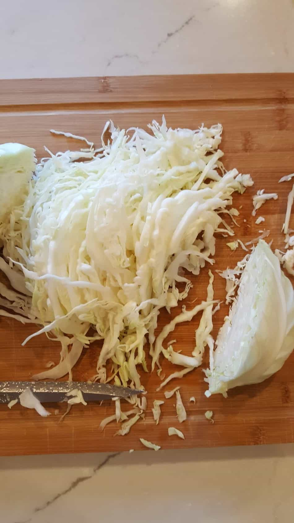 How to Make Fermented Sauerkraut
