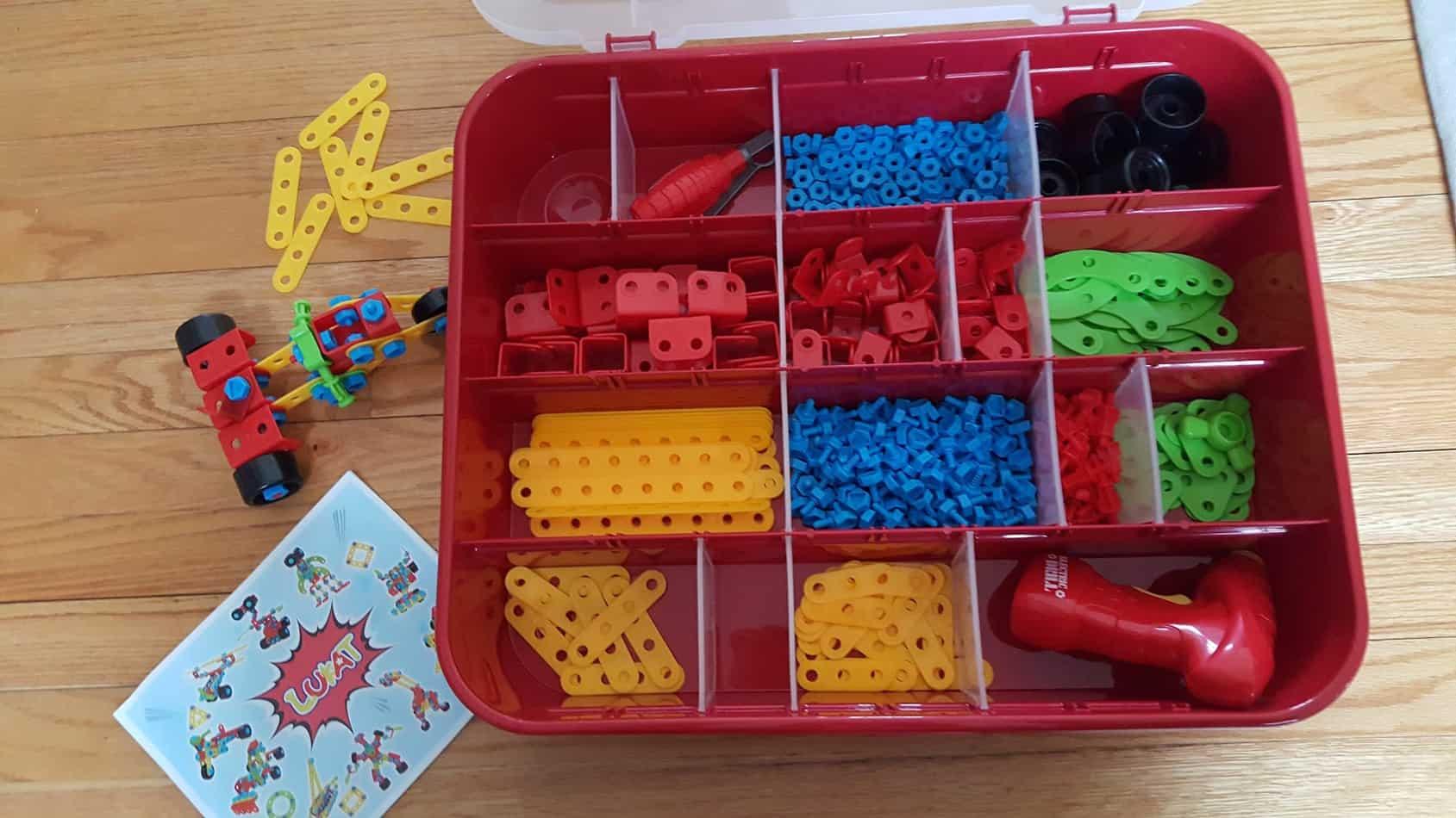toy organization bin