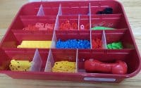 Toy Storage Solution - Toy w/ lots of small pieces