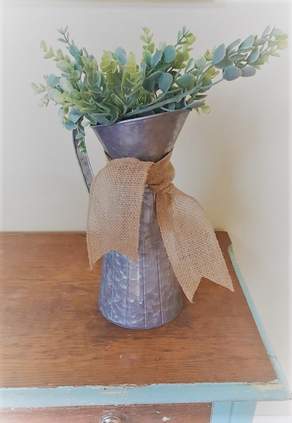 Save Money w/ Faux Greenery Projects