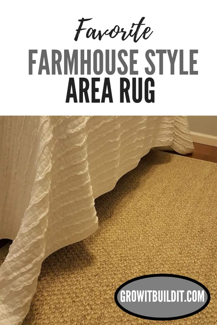 Favorite Farmhouse Style Sisal Area Rug