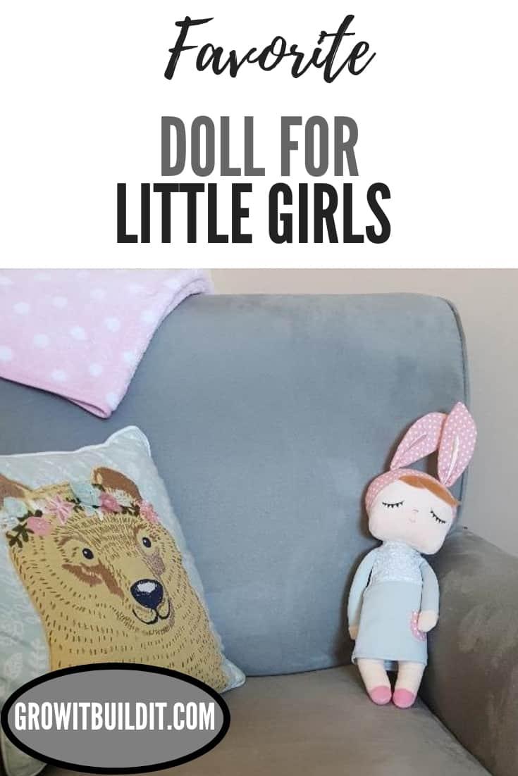 favorite doll for little girls