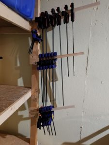 clamp racks shop hack