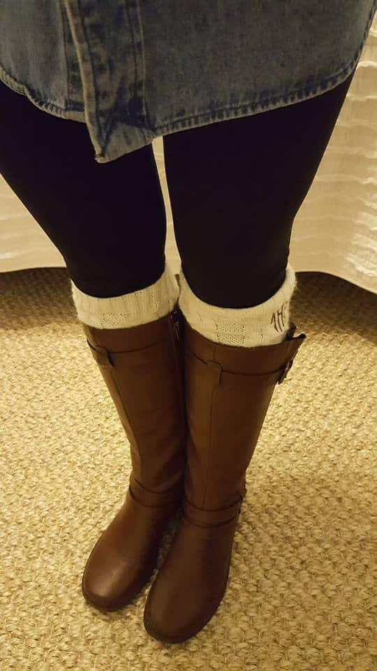 Sisal Rug & Favorite Black Leggings