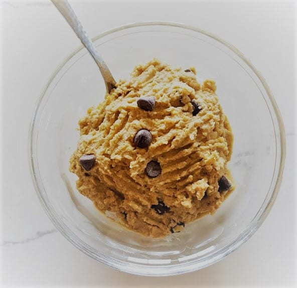How to Make Chick Pea Cookie Dough