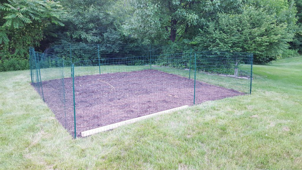 Remove Grass Build Garden How to Cut Sod By Hand