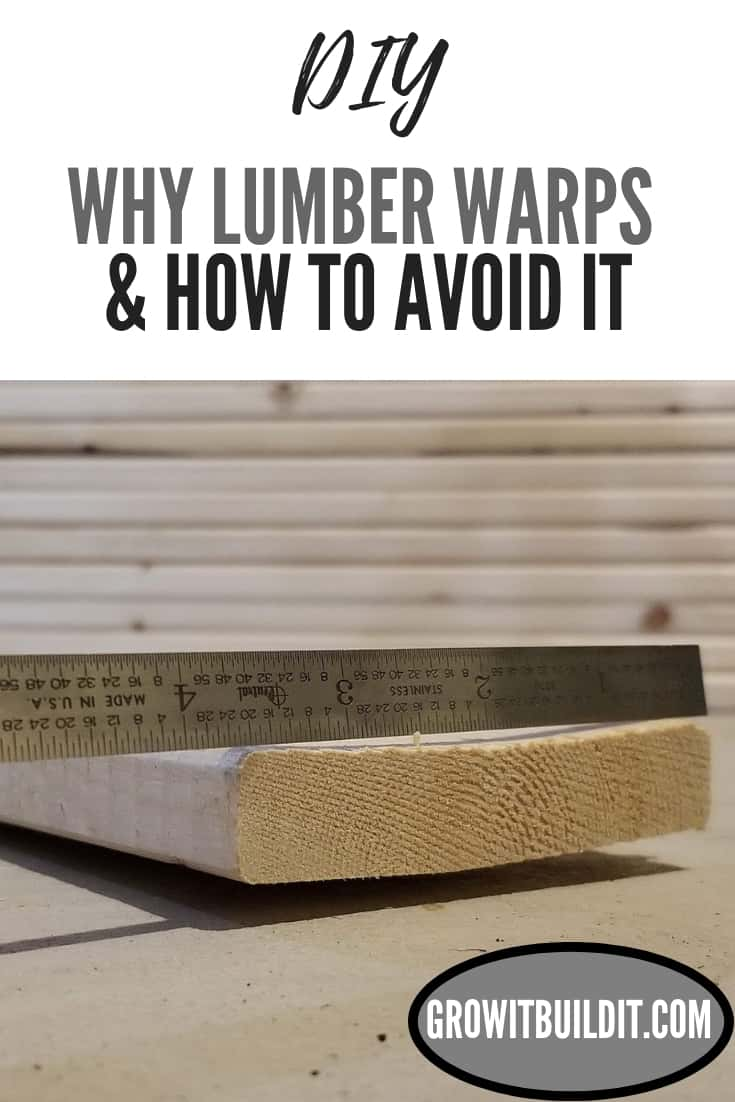 Why Lumber Warps and How to Avoid It