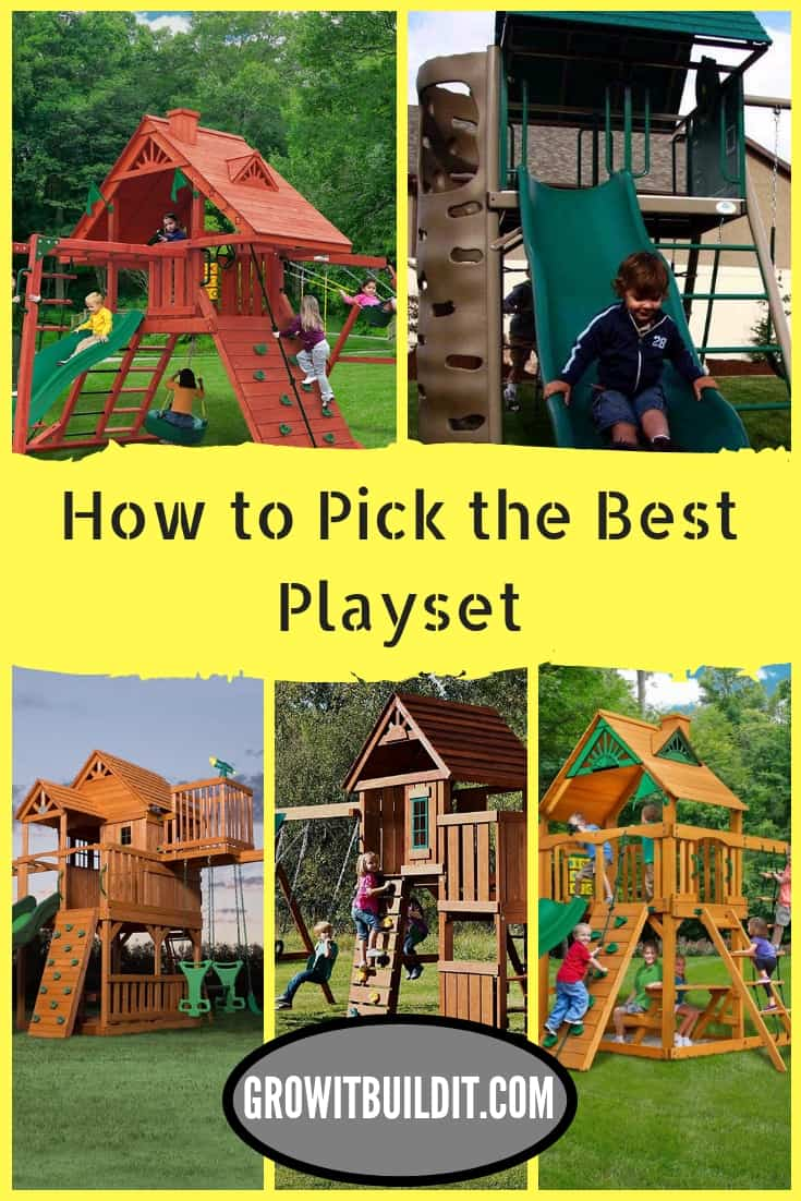 How to Pick the Best Playset