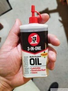 3in1 oil