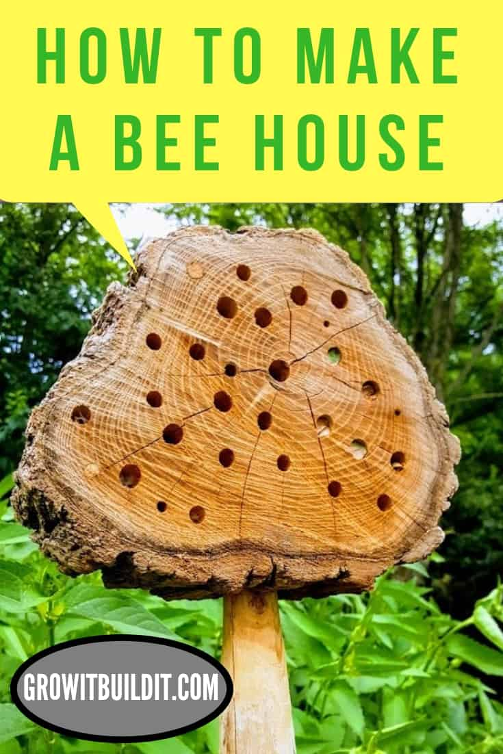 How to Make Bee House DIY