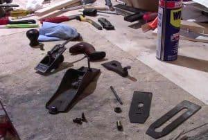 disassemble parts
