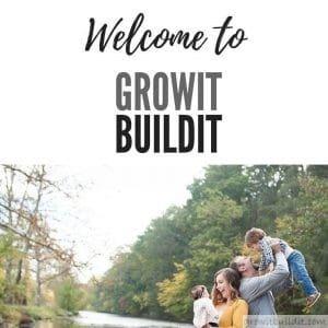 Growit Buildit Welcome