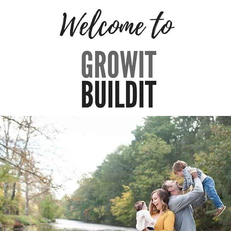 Growit Buildit Welcome