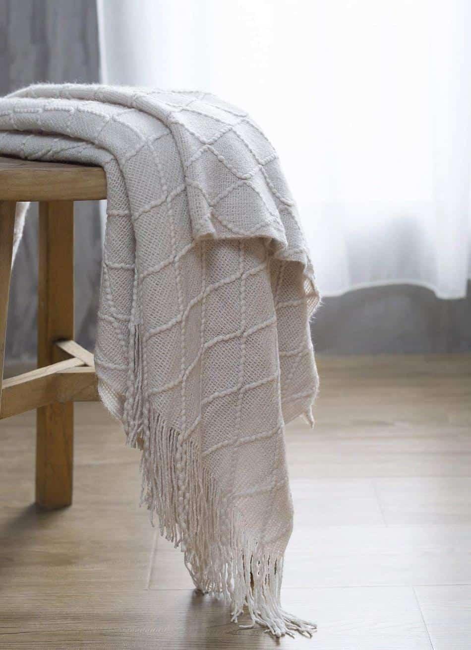 Best Fall Throw Blanket for Fall Farmhouse decor Amazon