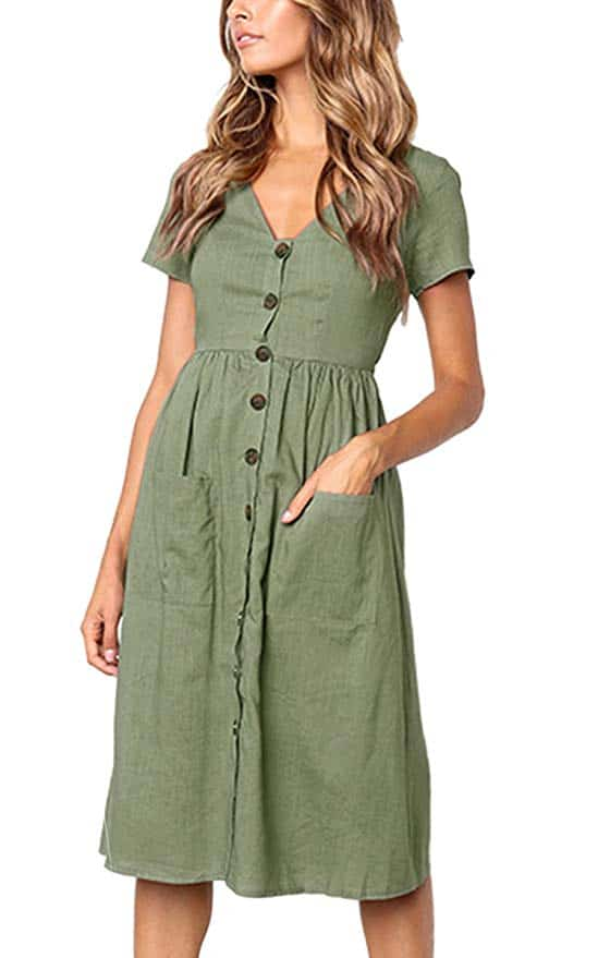 dress with pockets amazon