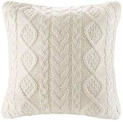 Cable Knit Pillow Cover Amazon