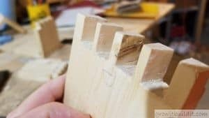 homemade wood filler