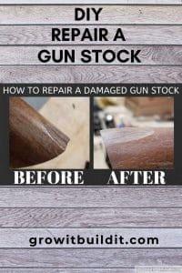 repair gun stock