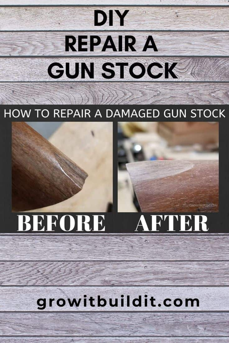 repair gun stock