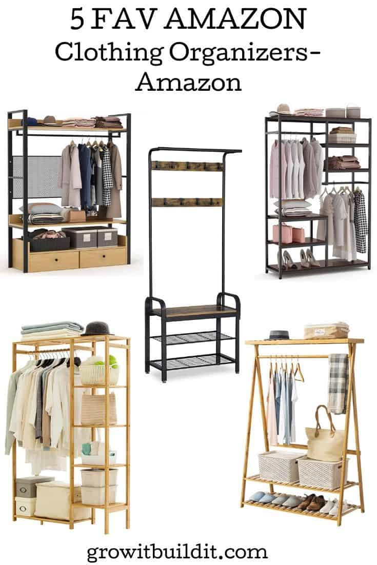 favorite clothing organizers Amazon