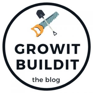 Growit Buildit Logo