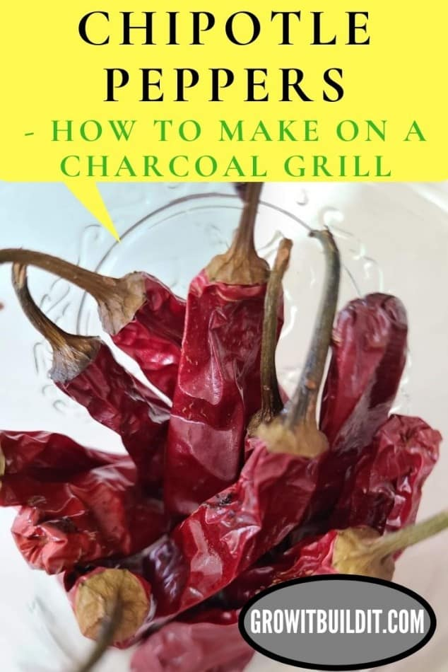 chipotle peppers how to make on a charcoal grill