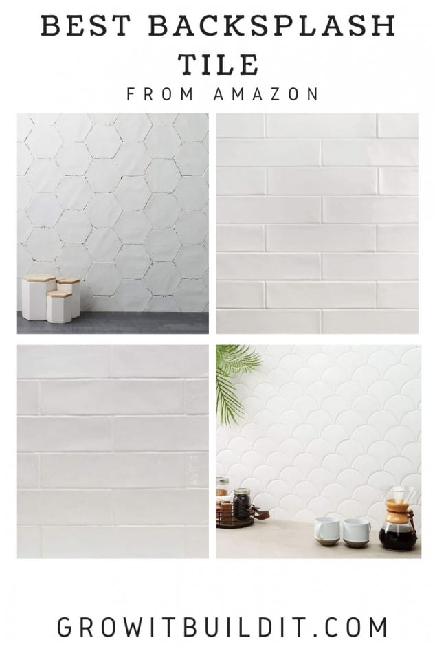 The Best Backsplash Tile Choices For Your Kitchen